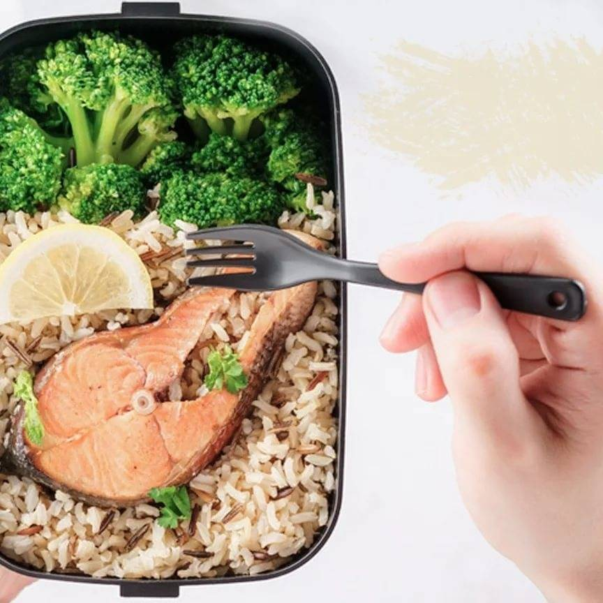 Псевдо-полезные продукты с высоким содержанием сахара