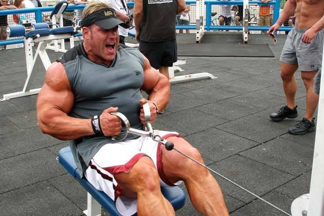 Тренируйся как джей катлер — цикл 1 - программы тренировок на gym.in.ua!