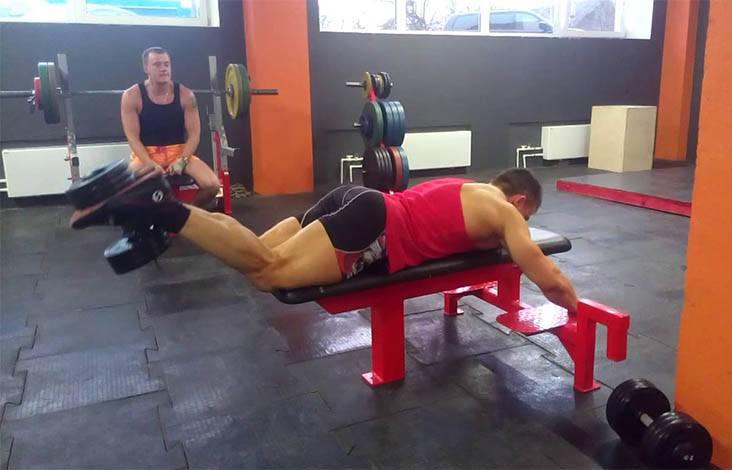 Сгибание рук с гантелями: виды (стоя, сидя, на скамье) и техника выполнения упражнения