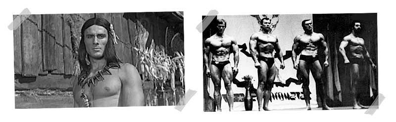 Из истории спорта, атлетизма и бодибилдинга