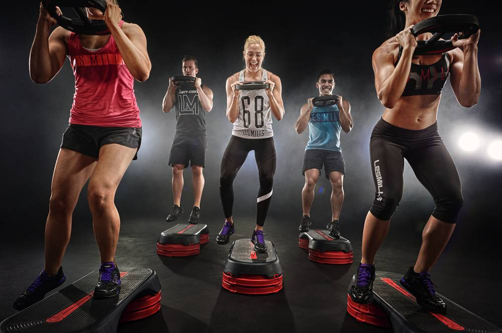 Что такое body pump в фитнесе и видео с тренировками