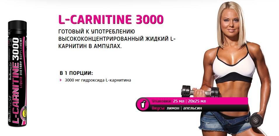 L-карнитин, витамин b11: инструкция по применению для похудения   food and health