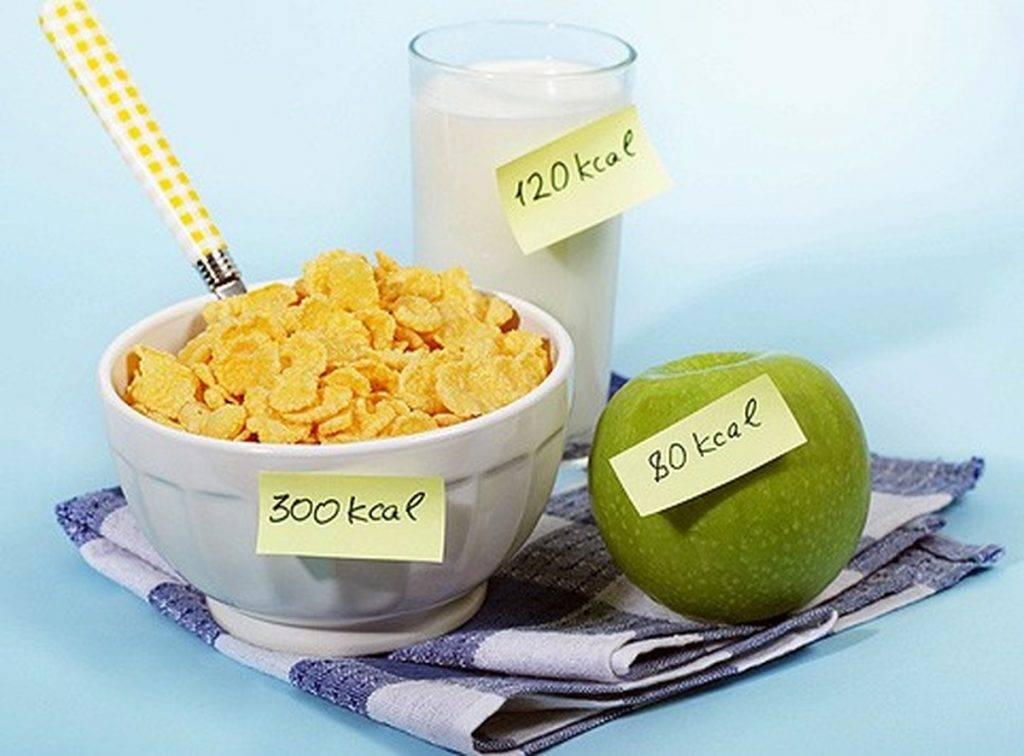 Сколько калорий нужно в день чтобы похудеть без вреда для здоровья
