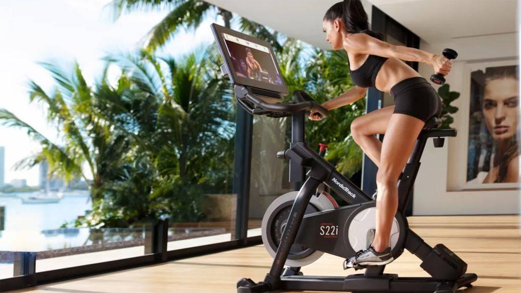 Велотренажер какие мышцы работают