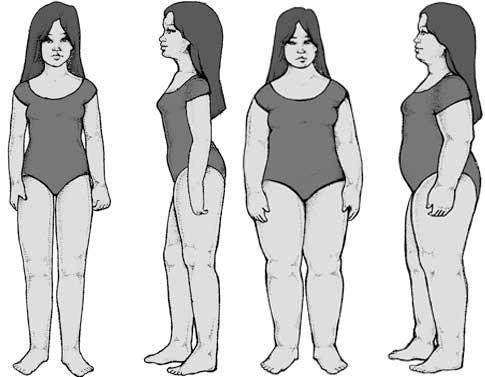 Идеальные пропорции женского тела: таблица параметров