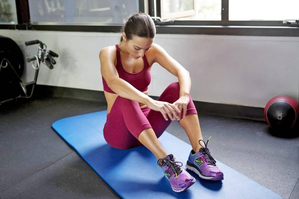 Как тренироваться после перерыва?