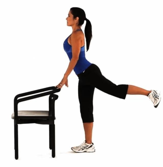Отведение ног — все варианты упражнения