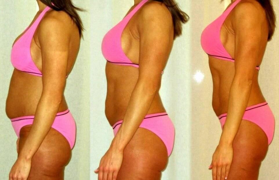 На сколько кг реально можно похудеть за месяц без вреда здоровью