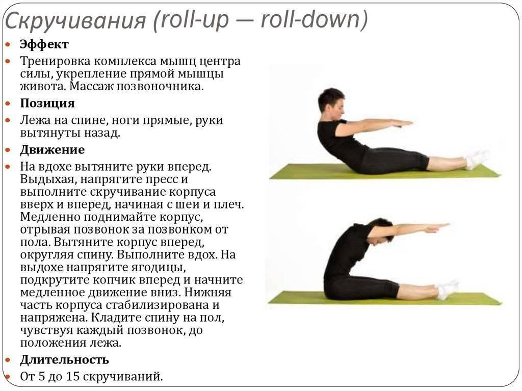 Пилатес – тренировка для улучшения осанки, похудения и качества тела