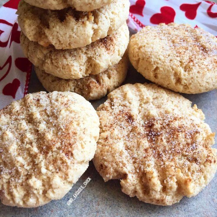 Протеиновое печенье - пошаговый рецепт приготовления с фото