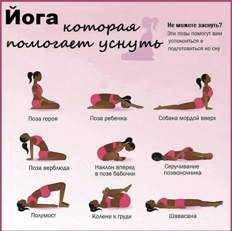 Вечерние упражнения для мужчин