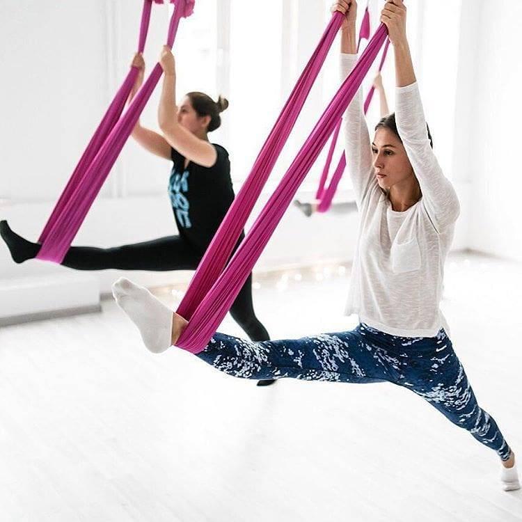Стретчинг для начинающих: комплекс упражнений в домашних условиях