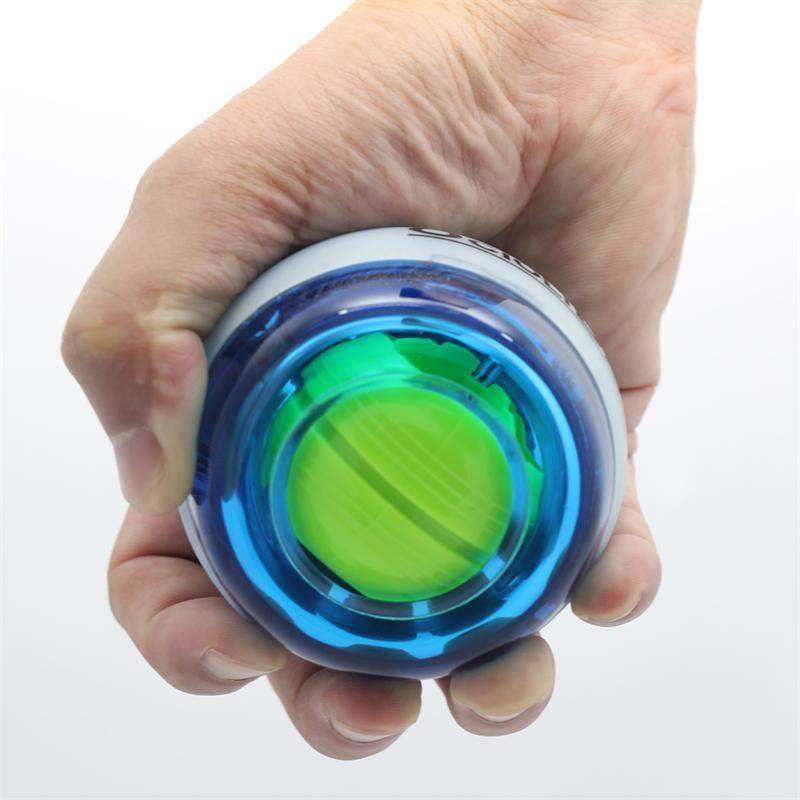 Гироскопический тренажер — кистевой эспандер Powerball