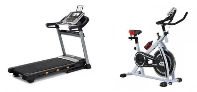 Что лучше для похудения - велотренажер или беговая дорожка?