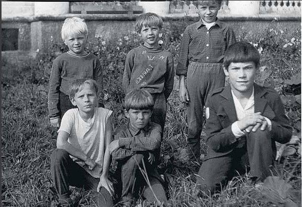 Каким был николай валуев в детстве: фото и видео