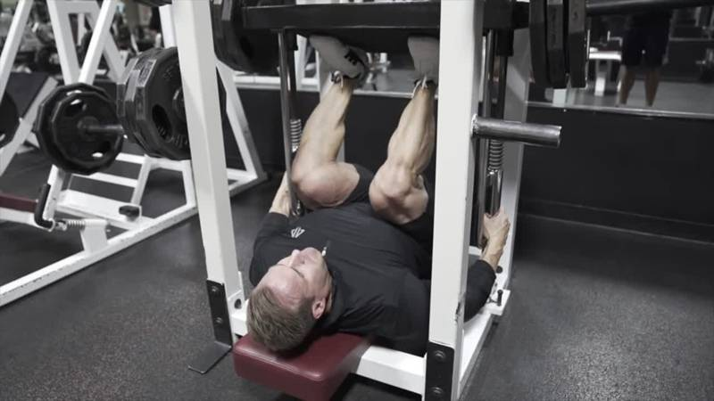 Джей катлер и его программа тренировок