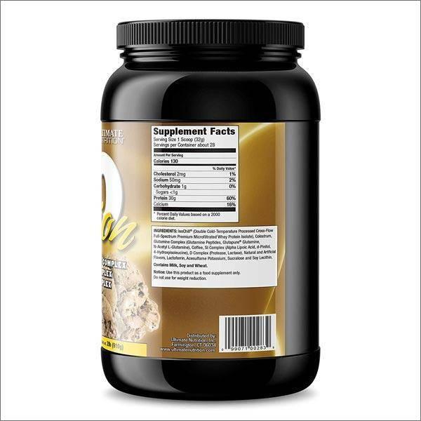 Iso sensation 910 гр - 2lb (ultimate nutrition)