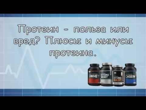 Вреден ли избыток белка?   fpa