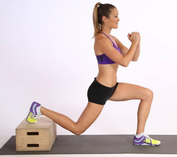 Как накачать ноги в домашних условиях девушке: фото, видео, упражнения