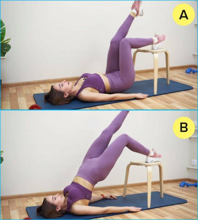 Как похудеть в бедрах: лучшие упражнения с резинками - beauty hub