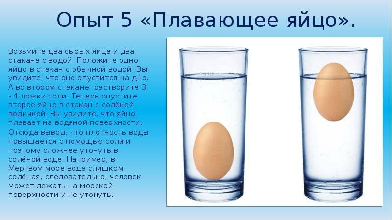 Конспект проведения опыта «чистая вода»