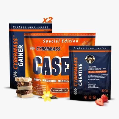 Спортивное питание для набора мышечной массы - топ-6 добавок