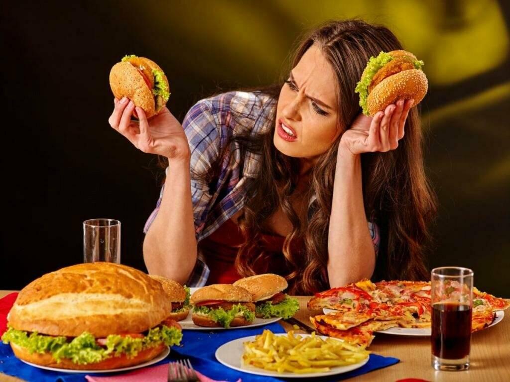 От каких продуктов толстеют женщины, а от каких мужчины? :: syl.ru