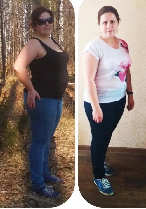 17 реальных историй избавления от лишнего веса (реальные фото и видео)