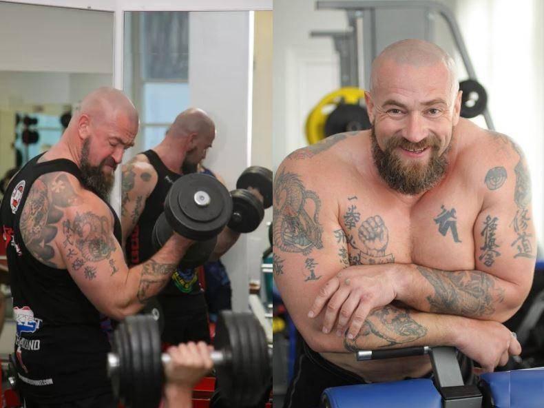 Сергей бадюк про питание и тренировки