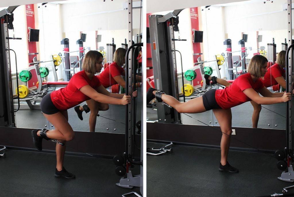 """Готовый план тренировок в тренажерном зале. часть 2: """"ноги и ягодицы""""   lady.tut.by"""