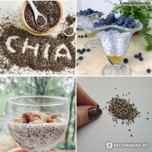 Как употреблять семя чиа. польза и вред.(+подкаст)