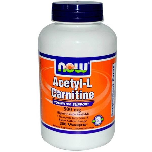 Л-карнитин: какой лучше для похудения   musclefit