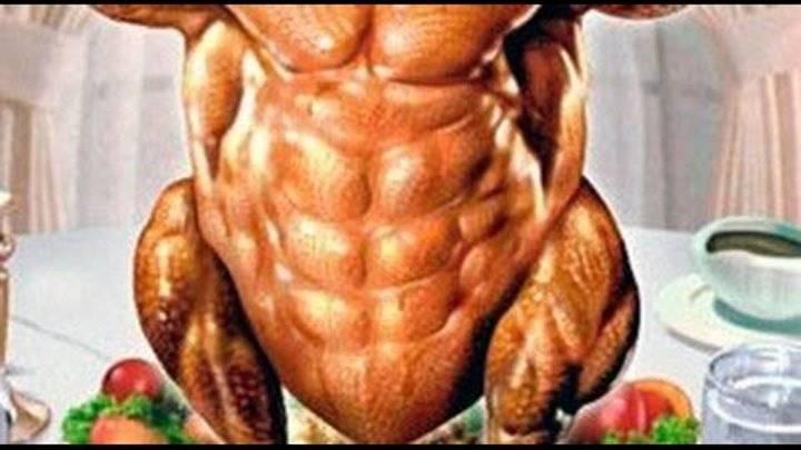Мясо в бодибилдинге: основной источник белка