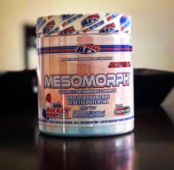 Особенности, плюсы, состав и схема приема препарата mesomorph
