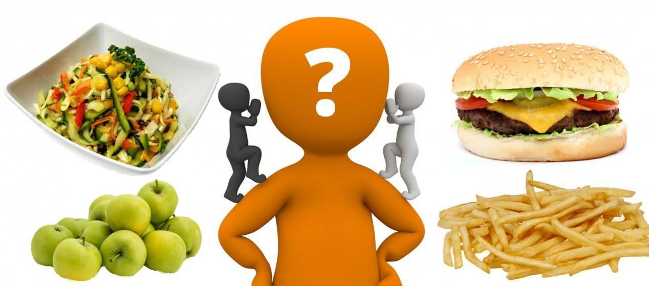 От чего толстеешь? продукты, от которых толстеют. почему француженки не толстеют