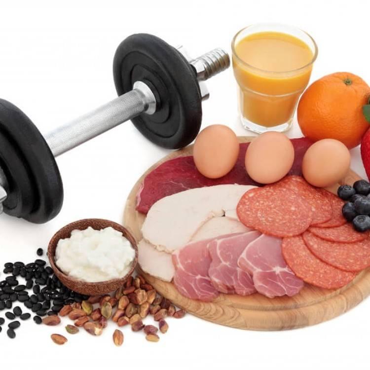 Полная бюджетная диета для набора массы