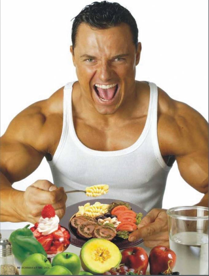 Бодибилдинг питание для атлетов   experience fitness