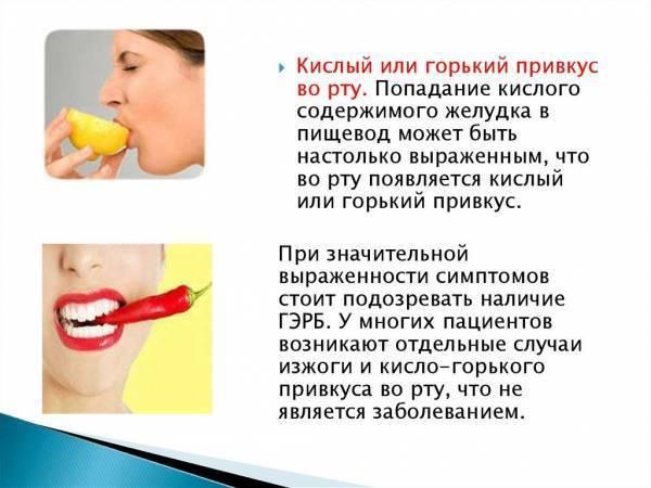 Синдром жжения во рту
