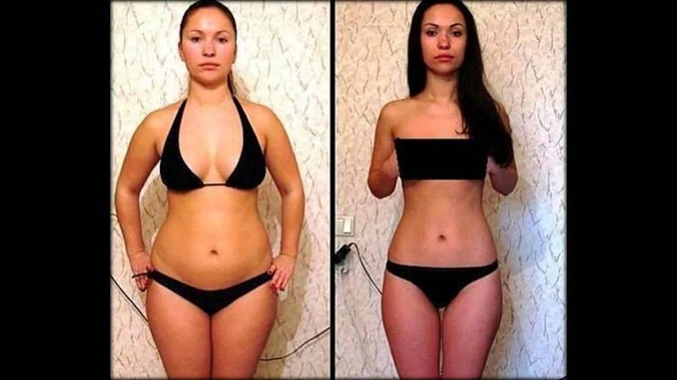 На сколько можно похудеть за 2 месяца: реальные результаты