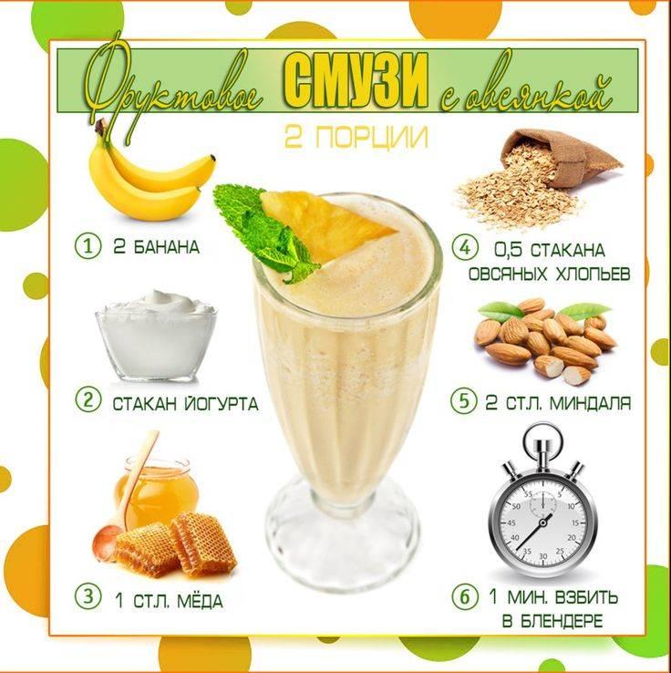 Коктейли для похудения: рецепты диетических овощных смузи для блендера в домашних условиях