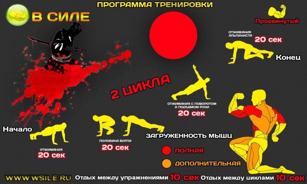 Тренировочный комплекс кроссфита для начинающих | rulebody.ru — правила тела