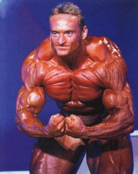 Андреас мюнцер – рельефный «человек без кожи» - бодибилдинг и фитнес