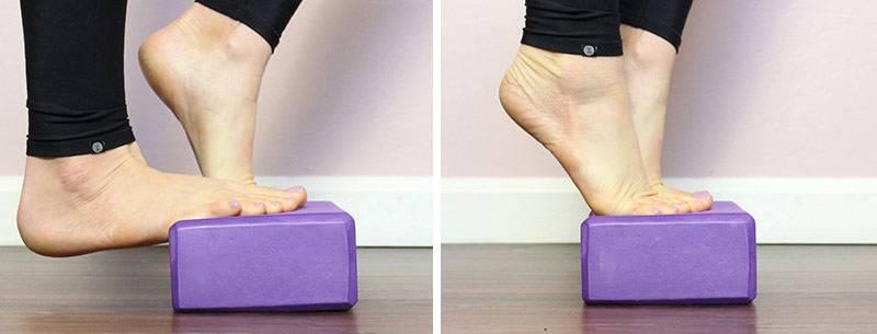 9 простых упражнений для укрепления стоп