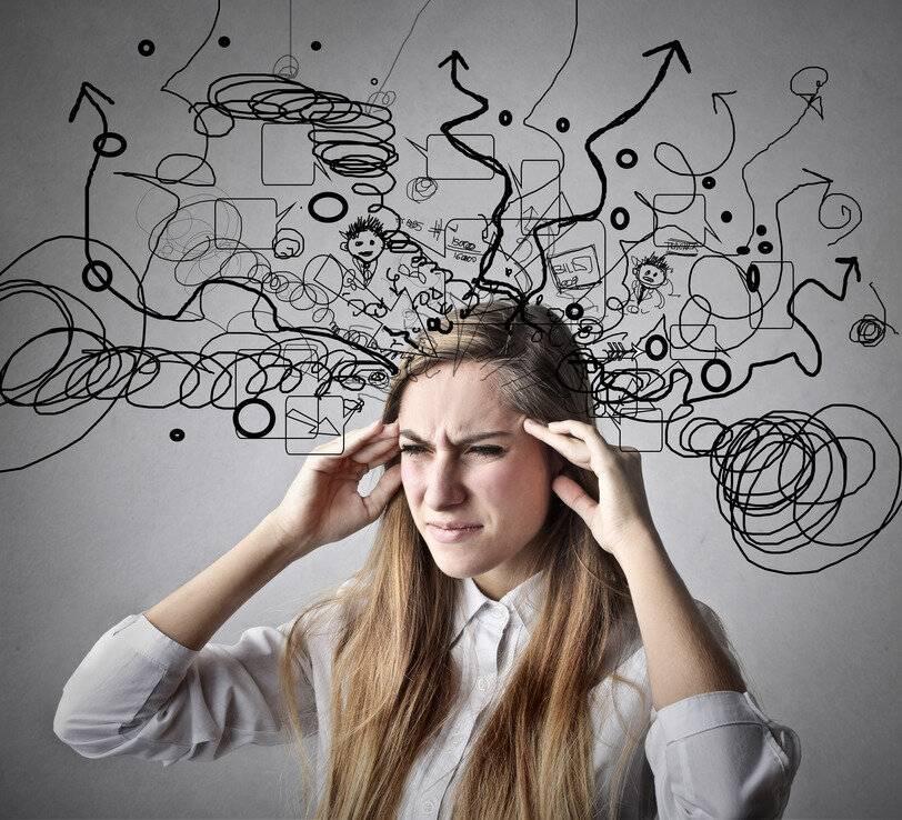 Навязчивые мысли: как избавиться, лечение