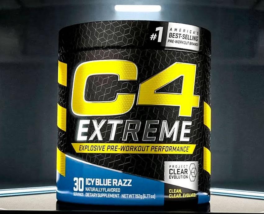 Cellucor c4 extreme: состав, как принимать добавку и стоимость
