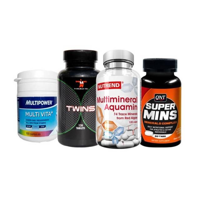Препараты для набора мышечной массы— краткий обзор