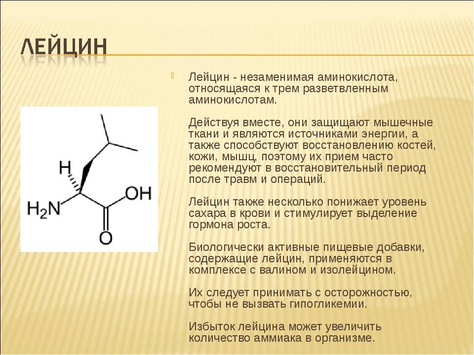 Как правильно выбирать и принимать аминокислоты: какие лучше и какой фирмы