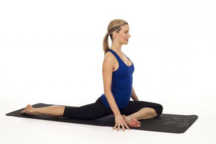 Поза льва в йоге для лечения горла / асана симхасана - yoga for me