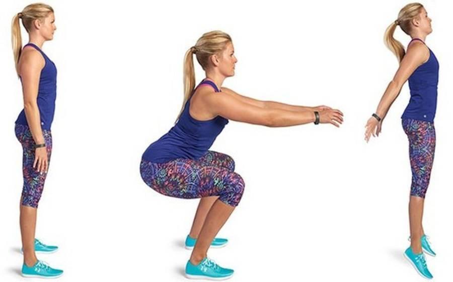 40 видов приседаний для вас! часть 2 — плиометрические упражнения
