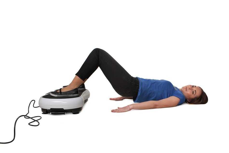 Виброплатформа для похудения: нюансы использования